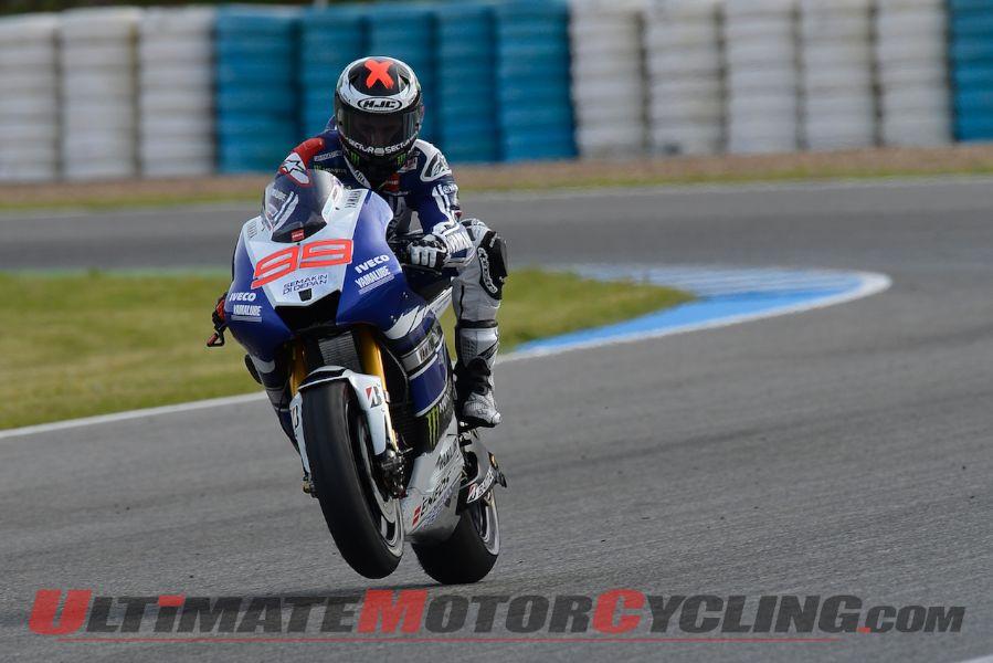Rossi & Lorenzo Yamaha Reunion Heads to Qatar MotoGP