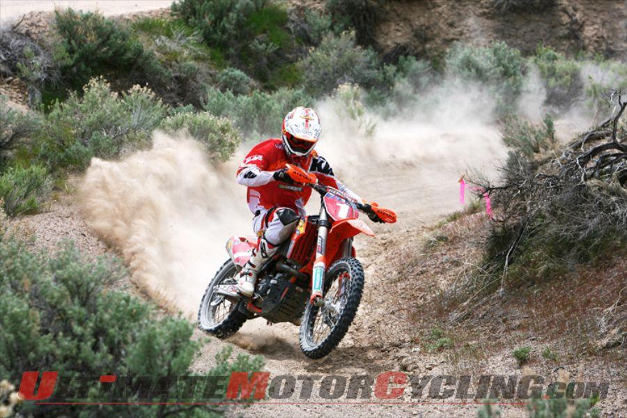 KTM's Caselli Wins Jericho AMA Hare & Hound