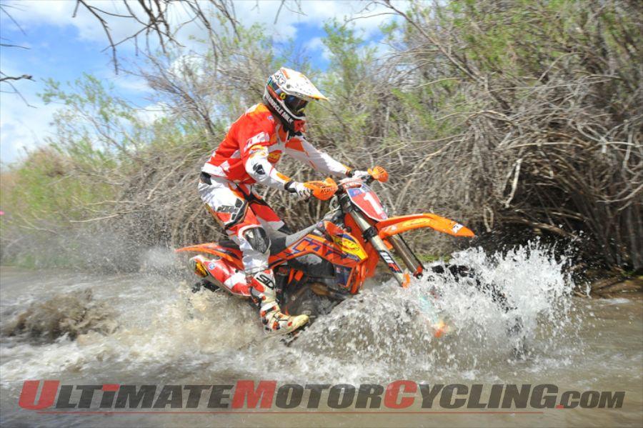KTM's Caselli Wins 5th AMA Hare & Hound Series Round
