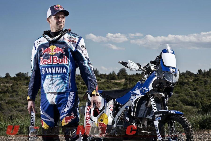 Dakar Champion Cyril Despres Signs with Yamaha
