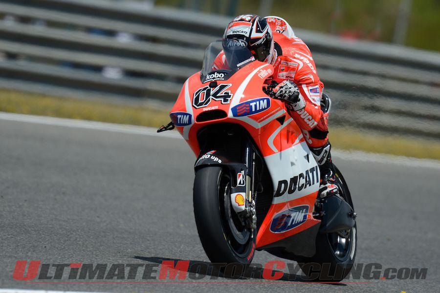 MotoGP: Ducati Team Completes Mugello Test