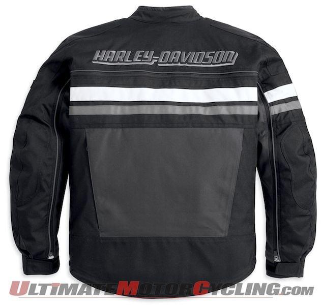 Harley Releases Defender Switchback Men's Jacket