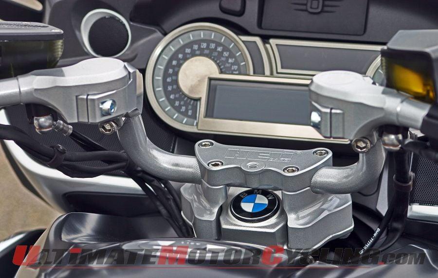 HeliBars Releases Horizon Multi-Axis Handlebars for BMW K1600