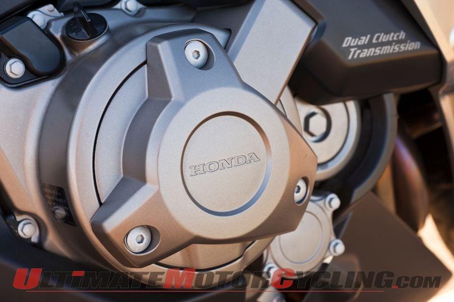 2013 Honda VFR1200F DTC   Review
