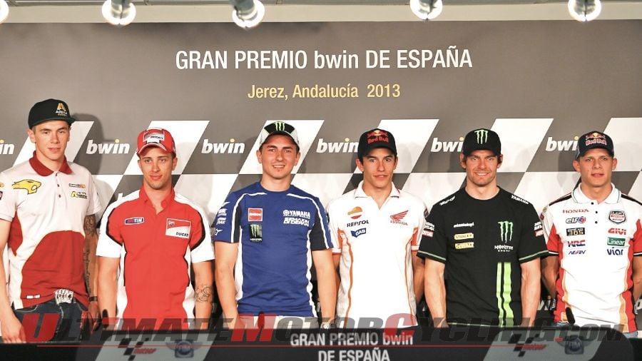 Jerez MotoGP Pre-Race Conference
