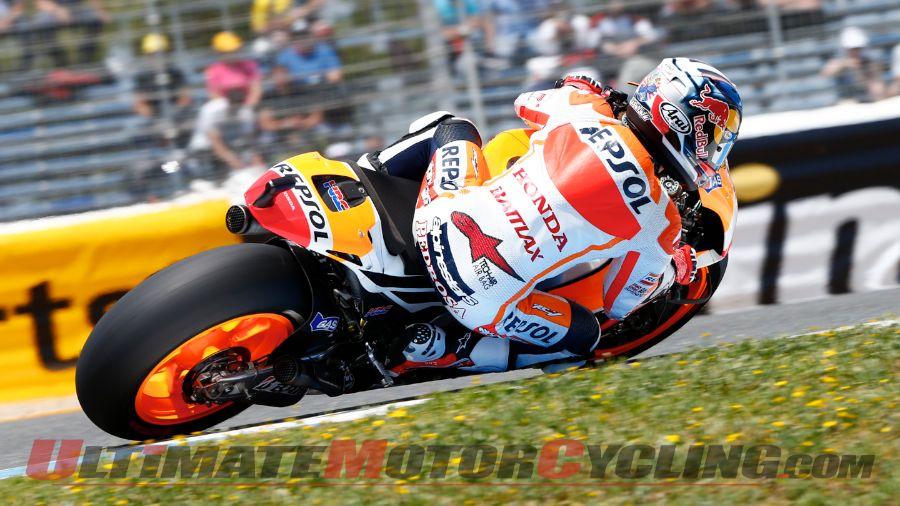 Lorenzo Dominates Jerez MotoGP Qualifying, Takes Pole