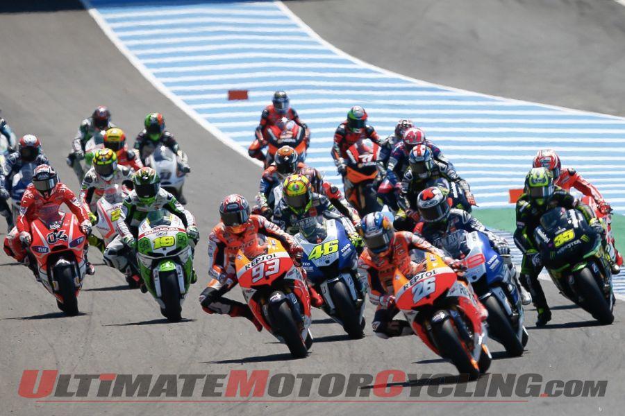 2013 Jerez MotoGP | Results