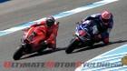 Ducati Team Andrea Dovizioso and Power Electronics Aleix Esparagaro