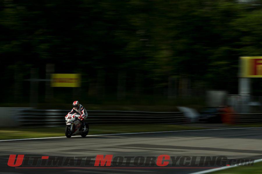 Kawasaki's Sykes Earns 14th World SBK Superpole at Monza