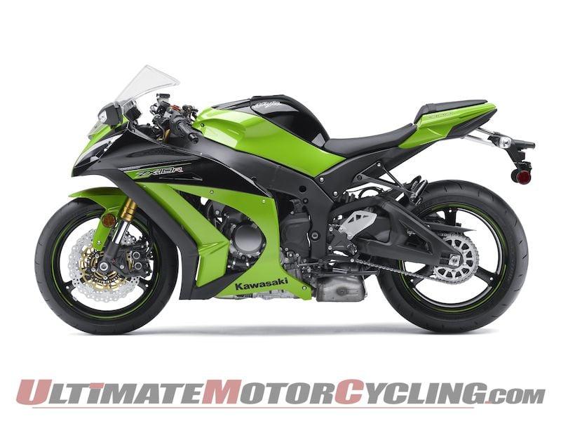 2013 Kawasaki Ninja ZX-10R   Review