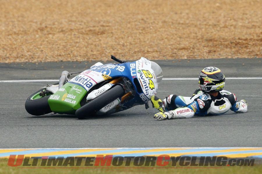 2013 Le Mans Moto2 | Results