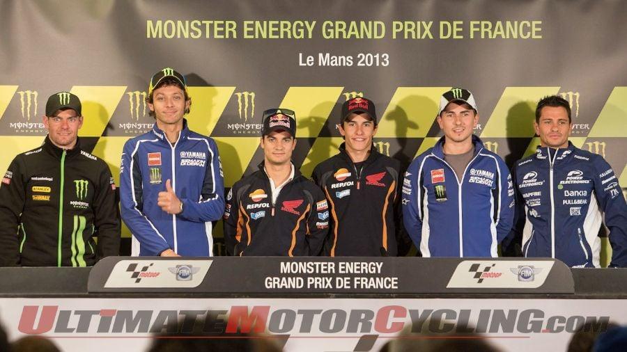 2013 Le Mans MotoGP Pre-Race Press Conference