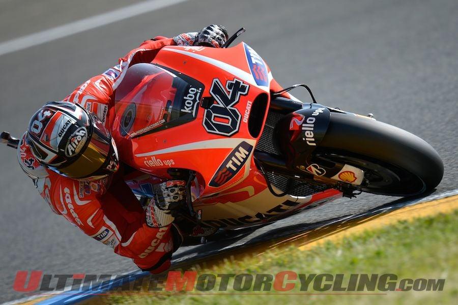 Le Mans MotoGP | Marquez Earns Pole Ahead of Lorenzo & Dovi