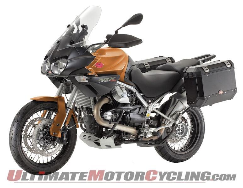 2013 Moto Guzzi Stelvio 1200 NTX | Quick Look