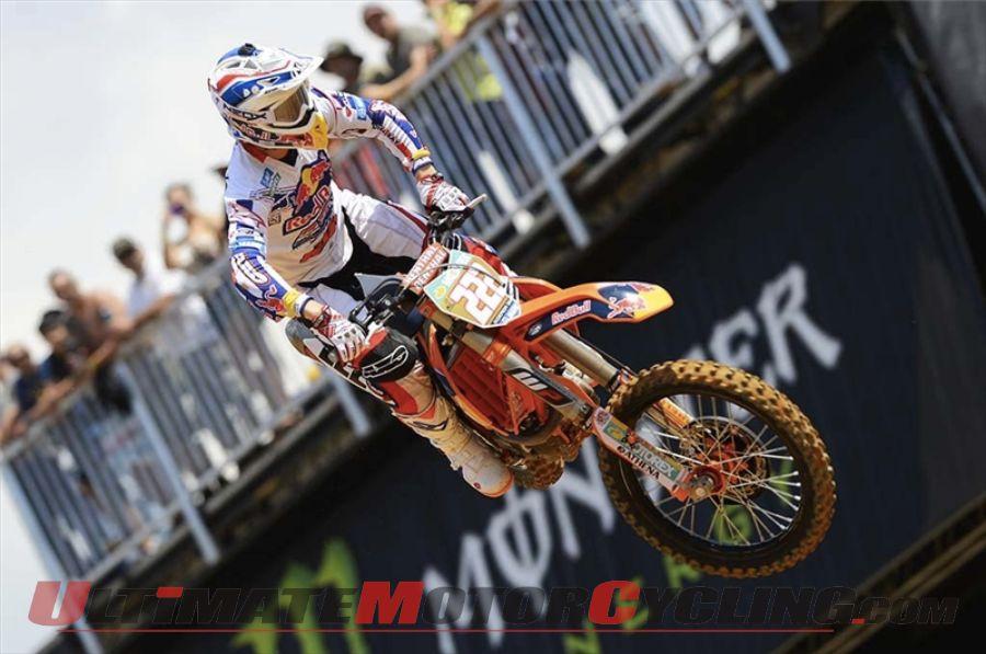 2013 Portugal FIM Motocross MX1 Results