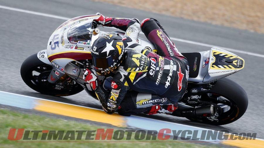 VDS Racing's Scott Redding at Le Mans