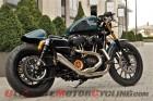 Kamome Sprinter custom Harley-Davidson  (credit Marianne Logica, MLoFoto)