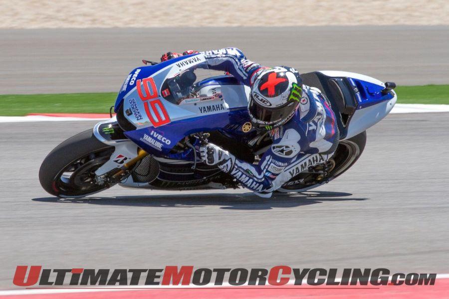 Yamaha's Lorenzo & Rossi Eager for Jerez MotoGP
