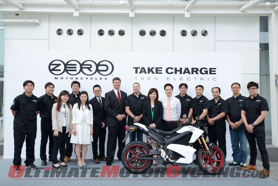Zero Motorcycles Supplies S Models to Hong Kong Government