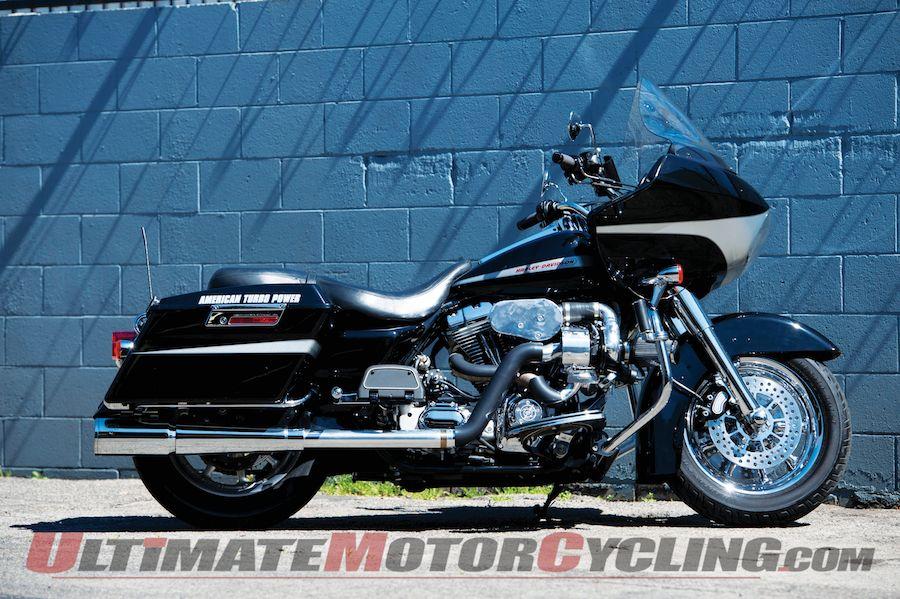 Harry Gunusen's American Turbo Power   Motorcycles Under Pressure