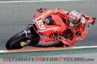Ducati Team's Nicky Hayden
