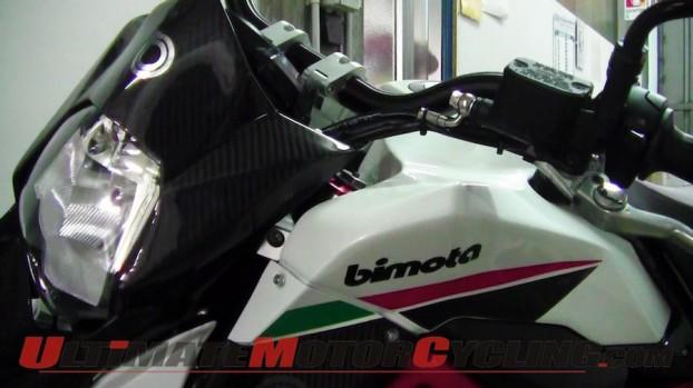 Bimota DB10 B.Motard | First Ride Review