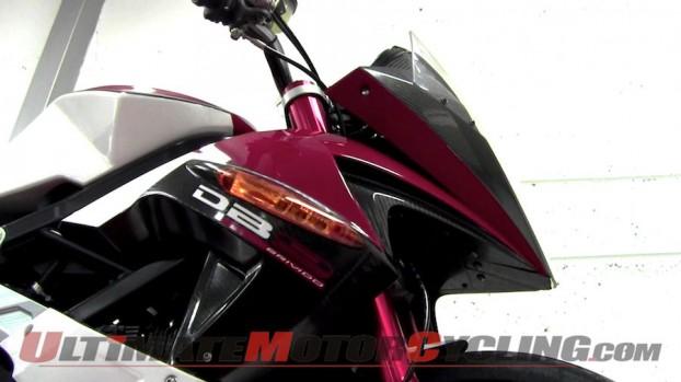 2013 Bimota DB9 Brivido | Review