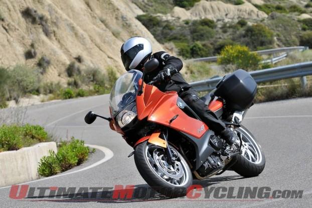 BMW Motorrad | May Motorcycle Sales Up 14.2%