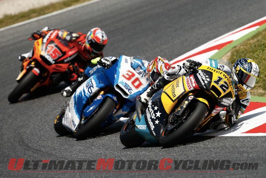 2013 Catalunya Moto2 | Results