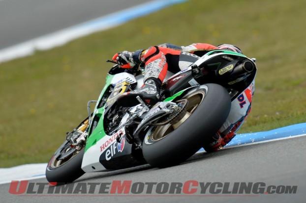 Yamaha's Crutchlow Earns Maiden MotoGP Pole at Assen