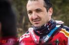 Team HRC's Javier Pizzolito