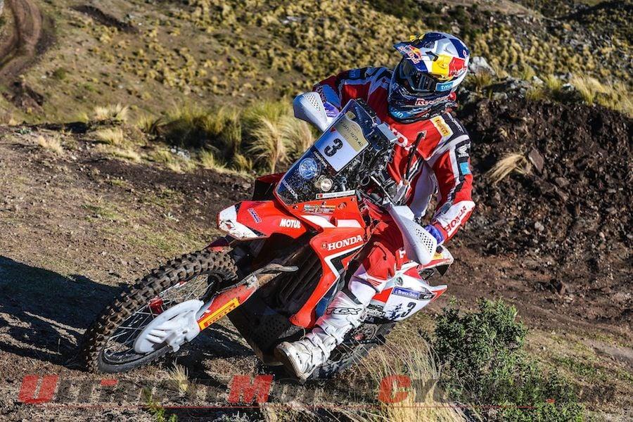 Desafio Ruta 40 Rally | Honda's Rodrigues Wins Stage 2 (Video)