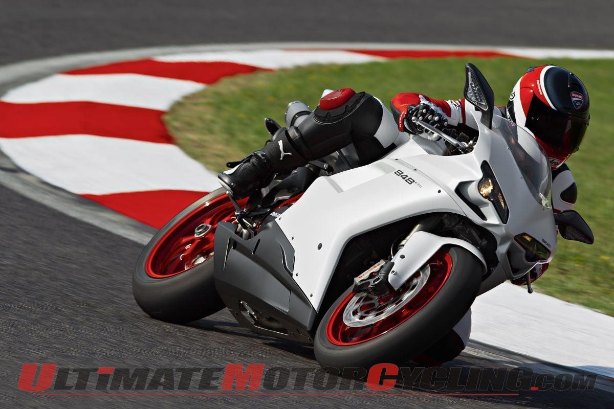 2013 Ducati 848EVO | Photo Gallery Review (27 Pics)