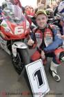 Honda's Michael Dunlop