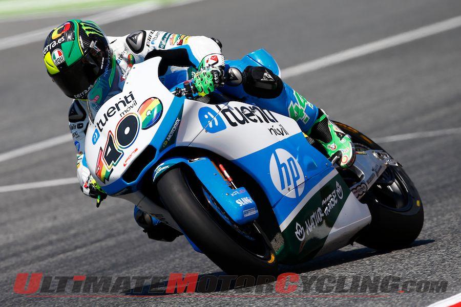 2013 Catalunya Moto2 | Espargaro Tops Friday Practice
