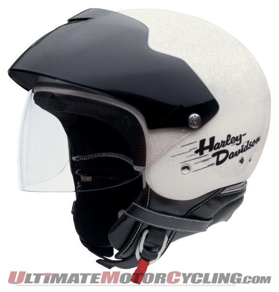 Harley Releases Women's Chase Glitter Flake Helmet