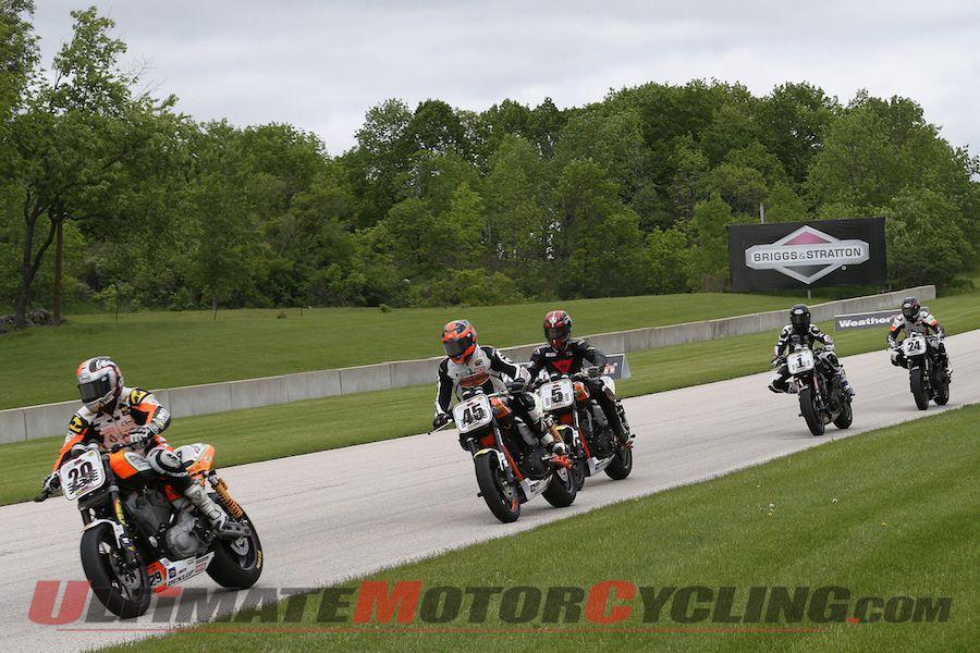 Vance & Hines Harley-Davidson Series Continues $60,000 XR Showdown