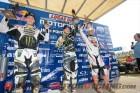 High Point Motocross 450 Overall Podium