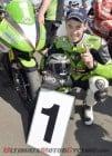 2013 Lightweight TT winner James Hillier after his podium Isle of Man TT win