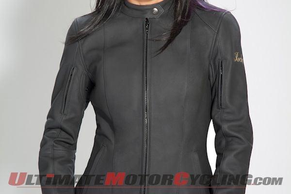 Joe Rocket Trixie Leather Jacket