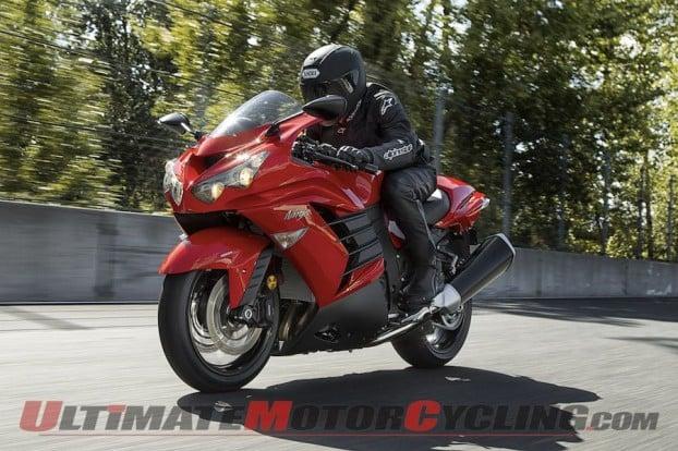 2013 Kawasaki Ninja ZX-14R ABS | Review