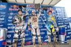 2013 Moto-X Motocross 450 Class Podium