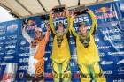 2013 Moto-X Motocross 250 Class Podium