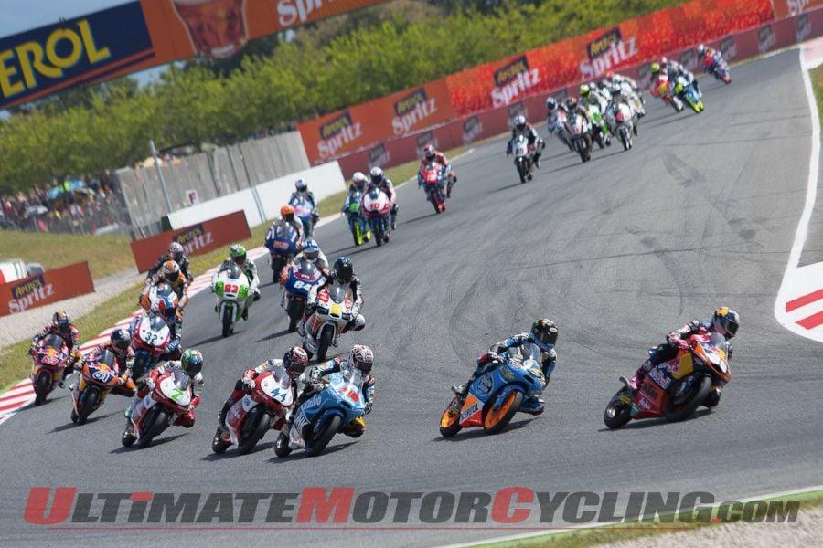 2013 Catalunya Moto3 Start