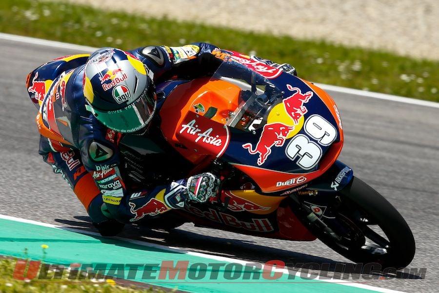 2013 Mugello Moto3 | Results