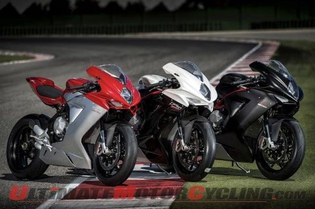 MV Agusta F3 800 | First Ride Review