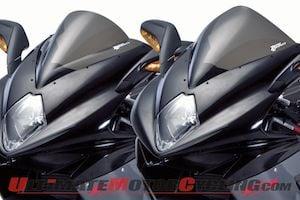 Zero Gravity Releases Windscreens for MV Agusta F3