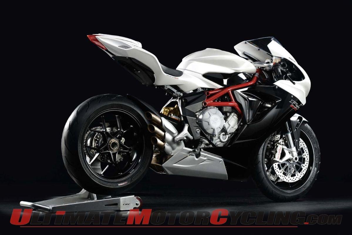 MV Agusta F3 800 Triple Sportbike – Unveiled