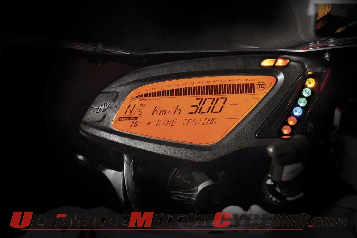MV Agusta Unveils the F3 800 Sportbike