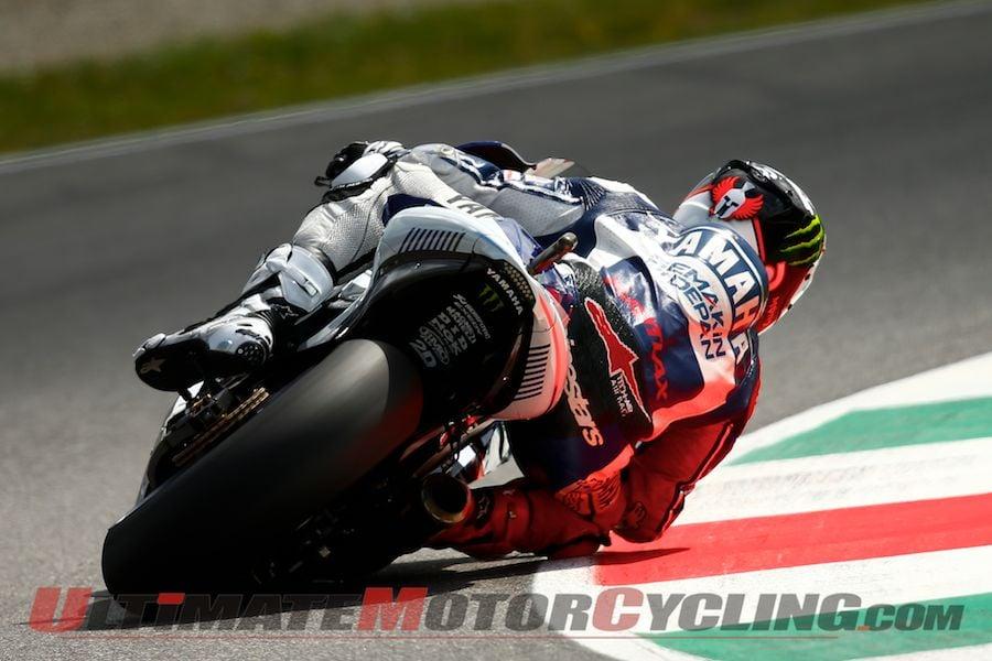 Mugello MotoGP: Pedrosa Steals Pole from Lorenzo